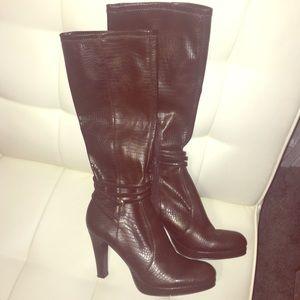Bandolino Leather Boots!!'